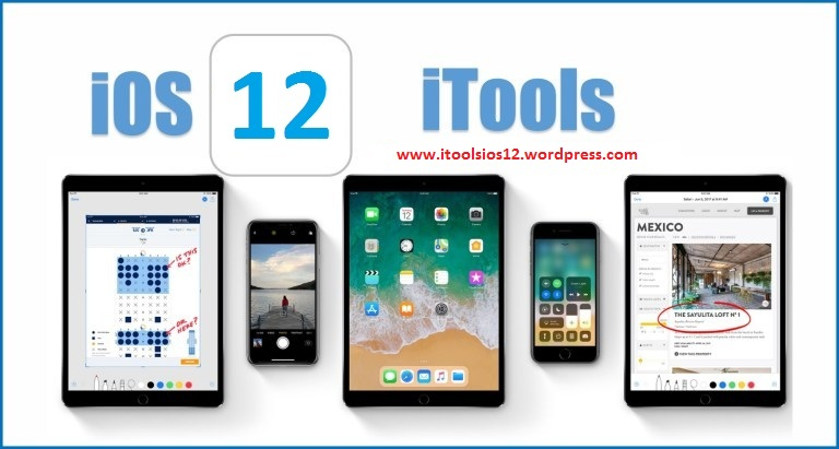 Direct Links iTools iOS 12 Download for Windows and Mac [iTools iOS